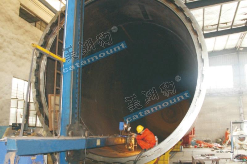 φ4mx15m 罐体焊接